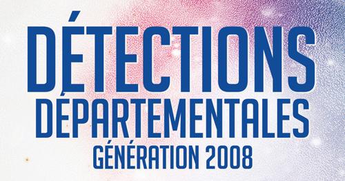 Détections 2008