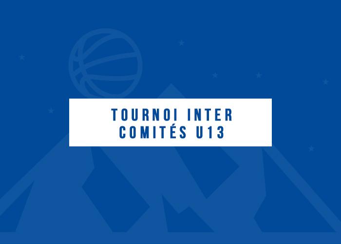Tournoi Inter-Comité U13 2020