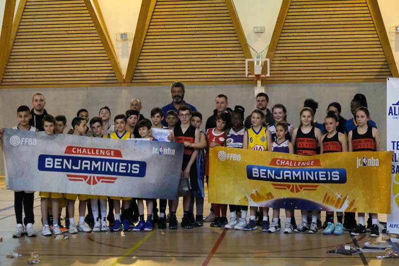 Finale Challenge Benjamin(e)s